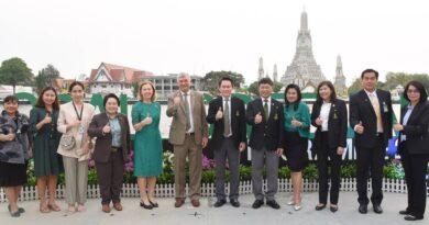 โครงการ Global Greening Programme 2021