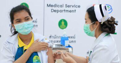 กทม.ฉีดวัคซีนกลุ่มเป้าหมายแรกไปแล้วกว่า 1,790 ราย